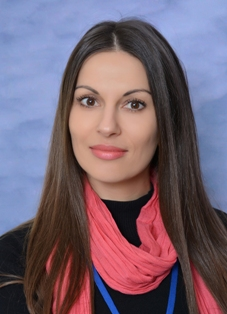 Jasmina Gjuroska -  pedagog.........