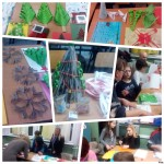 Christmas tree decorations-workshop with parents2