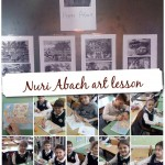 Nuri Abach art lesson 1