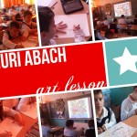Nuri Abach art lesson 5