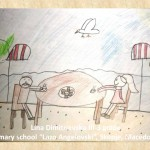 Nuri Abach art lesson-drawings III grade (14)