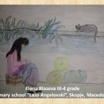 Nuri Abach art lesson-drawings III grade (24)