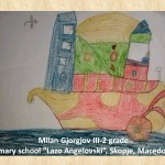 Nuri Abach art lesson-drawings III grade (34)