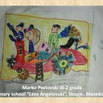 Nuri Abach art lesson-drawings III grade (4)