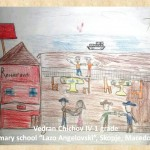 Nuri Abach art lesson-drawings IV grade (5)