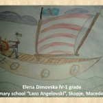 Nuri Abach art lesson-drawings IV grade (7)