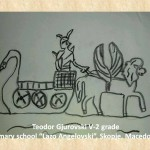Nuri Abach art lesson-drawings V grade (18)