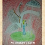 Nuri Abach art lesson-drawings V grade (8)