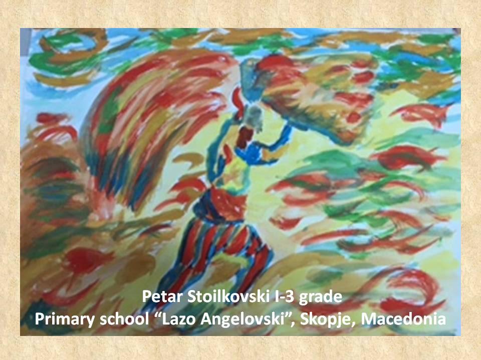 Vladimir Dimitrov art lesson-drawings I grade (16)