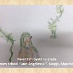 Vladimir Dimitrov art lesson-drawings I grade (18)
