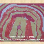 Vladimir Dimitrov art lesson-drawings I grade (8)