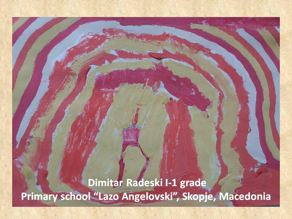 Vladimir Dimitrov art lesson-drawings I grade (8)