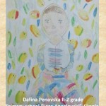 Vladimir Dimitrov art lesson-drawings II grade (14)
