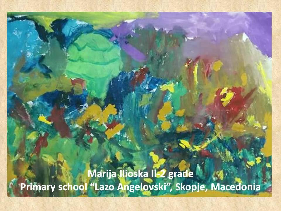 Vladimir Dimitrov art lesson-drawings II grade (15)