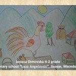 Vladimir Dimitrov art lesson-drawings II grade (17)
