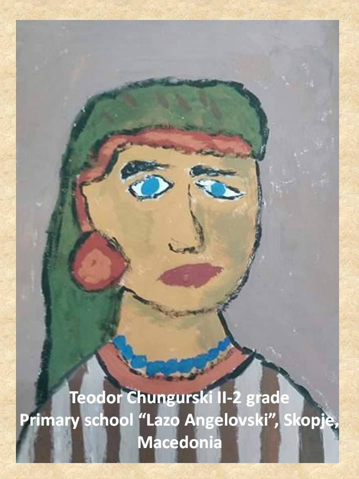 Vladimir Dimitrov art lesson-drawings II grade (7)