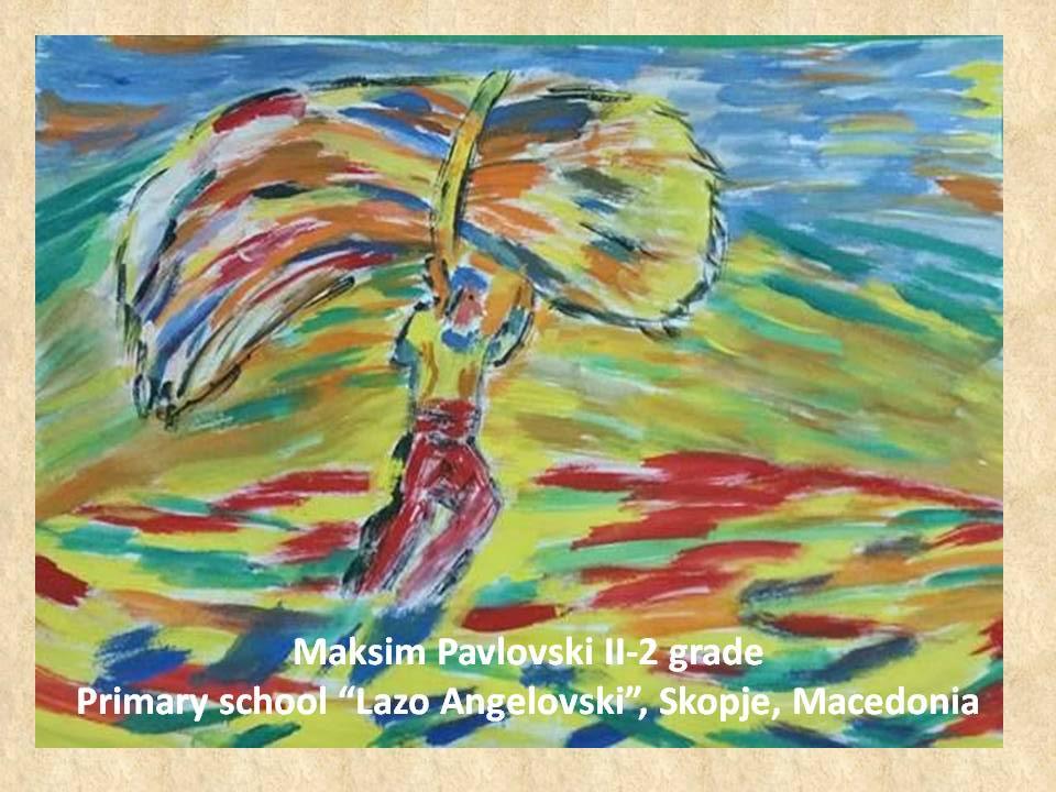 Vladimir Dimitrov art lesson-drawings II grade (8)