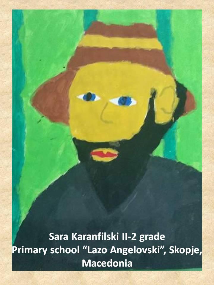 Vladimir Dimitrov art lesson-drawings II grade (9)