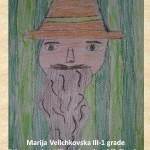 Vladimir Dimitrov art lesson-drawings III grade (1)
