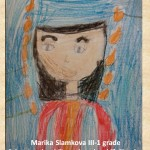 Vladimir Dimitrov art lesson-drawings III grade (16)