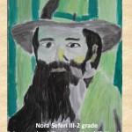 Vladimir Dimitrov art lesson-drawings III grade (19)