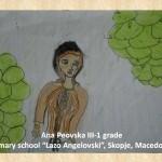 Vladimir Dimitrov art lesson-drawings III grade (2)