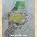Vladimir Dimitrov art lesson-drawings III grade (23)