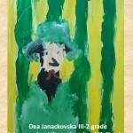 Vladimir Dimitrov art lesson-drawings III grade (25)