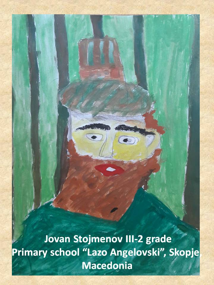 Vladimir Dimitrov art lesson-drawings III grade (30)