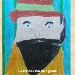 Vladimir Dimitrov art lesson-drawings III grade (32)