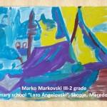 Vladimir Dimitrov art lesson-drawings III grade (39)
