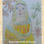 Vladimir Dimitrov art lesson-drawings III grade (40)