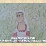 Vladimir Dimitrov art lesson-drawings III grade (45)