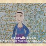 Vladimir Dimitrov art lesson-drawings III grade (52)