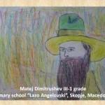 Vladimir Dimitrov art lesson-drawings III grade (6)