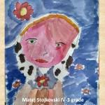 Vladimir Dimitrov art lesson-drawings IV grade (1)