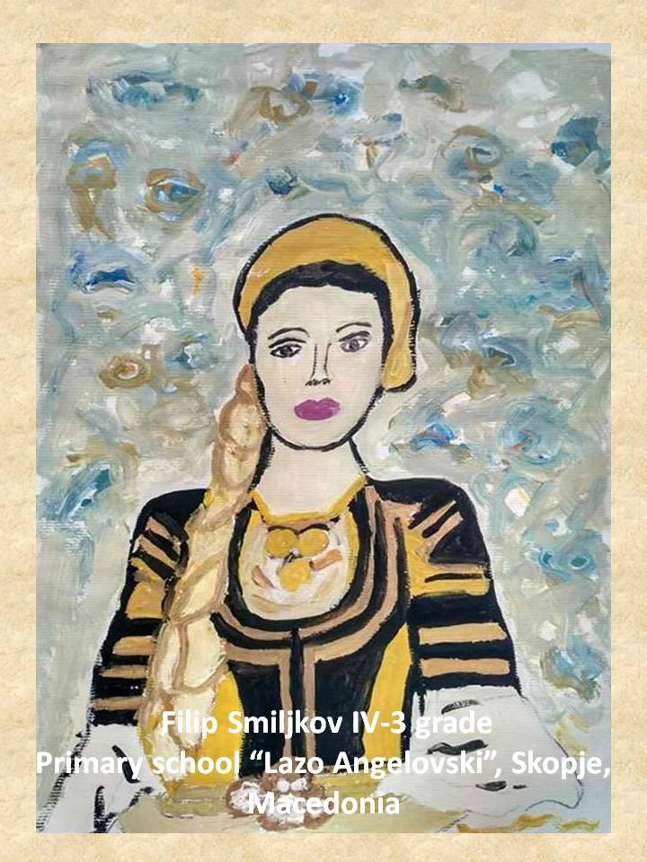Vladimir Dimitrov art lesson-drawings IV grade (21)