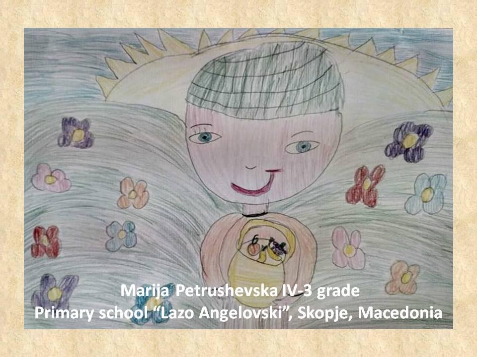 Vladimir Dimitrov art lesson-drawings IV grade (22)