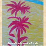 Vladimir Dimitrov art lesson-drawings V grade (5)