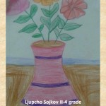 Stefan Luchian art lesson-drawings II grade (5)