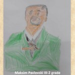 Stefan Luchian art lesson-drawings III grade (19)