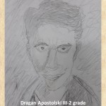 Stefan Luchian art lesson-drawings III grade (24)
