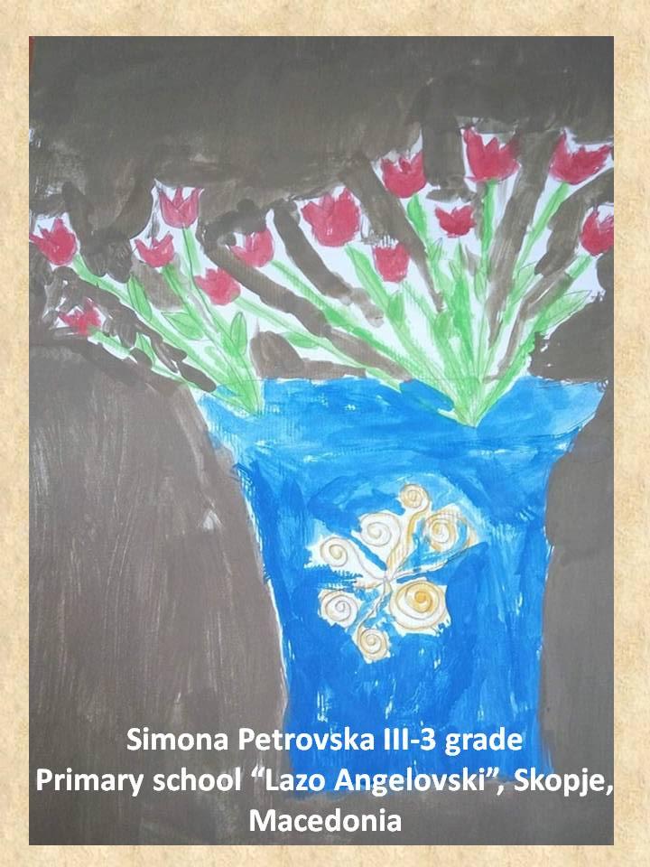 Stefan Luchian art lesson-drawings III grade (34)