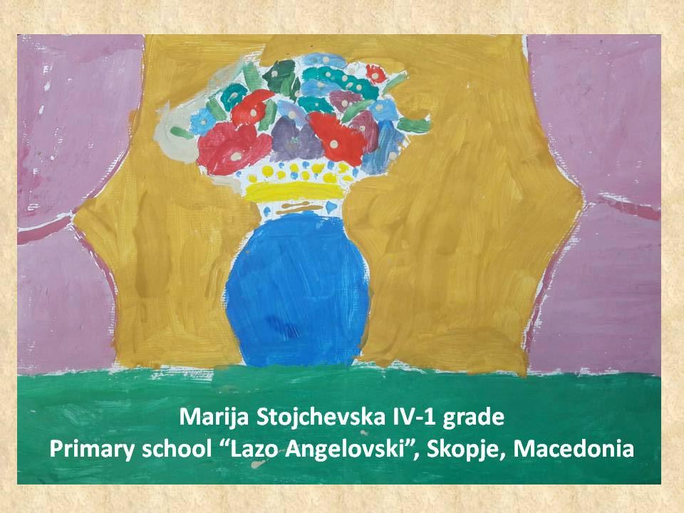 Stefan Luchian art lesson-drawings IV grade (11)
