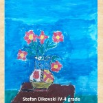 Stefan Luchian art lesson-drawings IV grade (50)