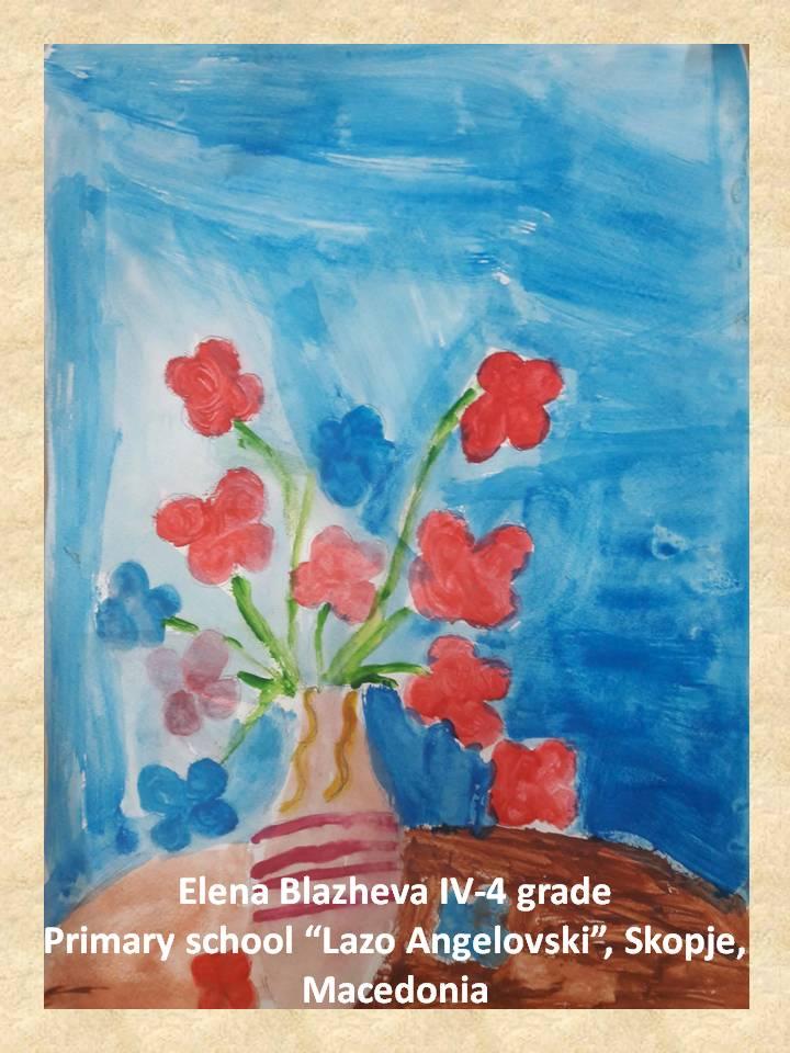 Stefan Luchian art lesson-drawings IV grade (53)