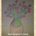 Stefan Luchian art lesson-drawings V grade (1)