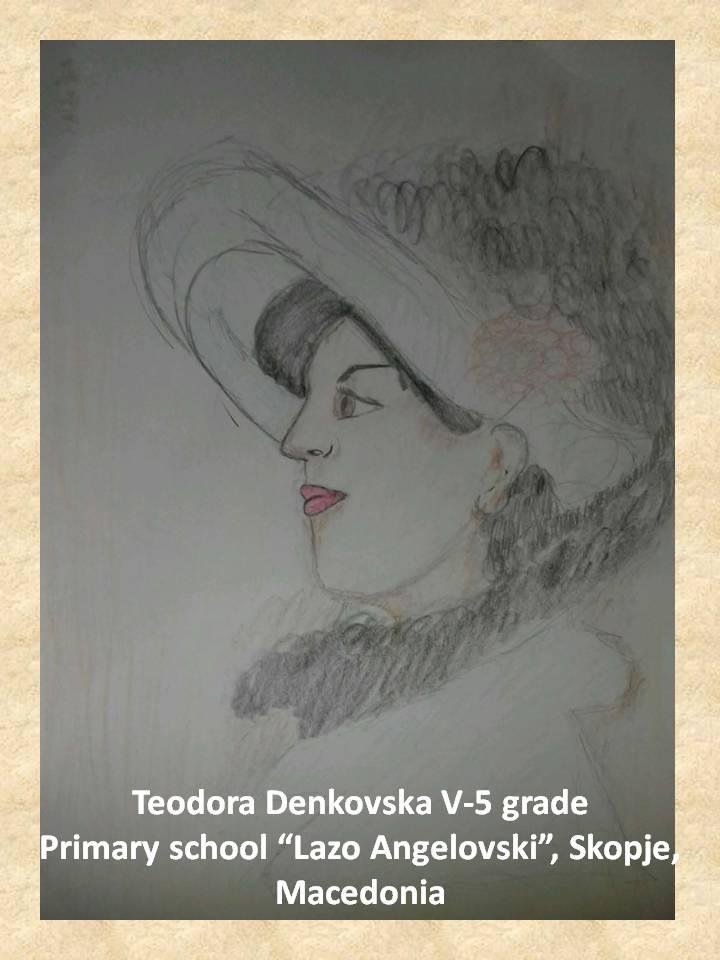 Stefan Luchian art lesson-drawings V grade (17)