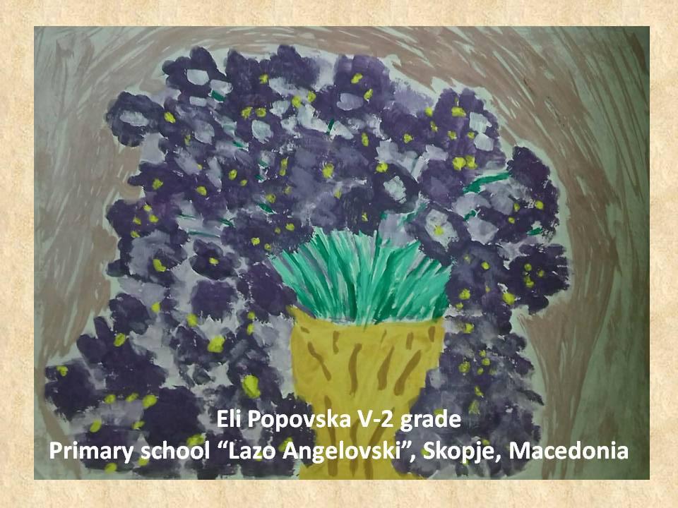 Stefan Luchian art lesson-drawings V grade (2)