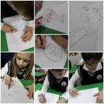 Lazar Lichenovski art lesson (1)